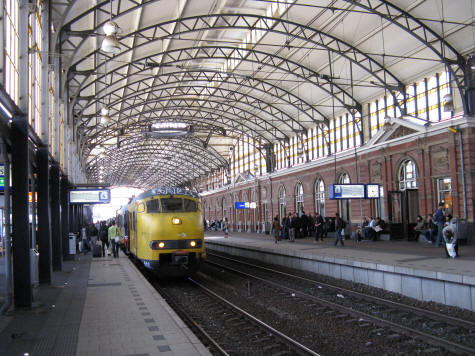 Train Service from London to Brussels